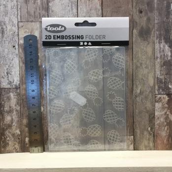 Tools - 2D Embossing Folder - 11769 -