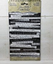 Tim Holtz - Small Talk -
