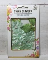 Prima Santa Baby Fabric flowers