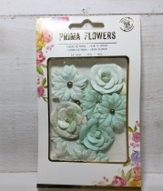 Prima Santa Baby Mulberry Paper flowers