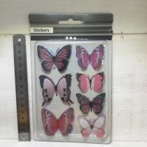Stickers Fjärilar