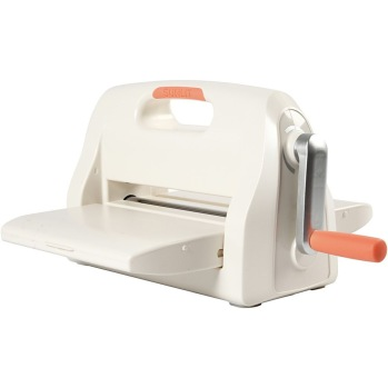 Die Cut and Embossing Machine, A4 21x30 cm, ark max 21 cm bred, 1st.