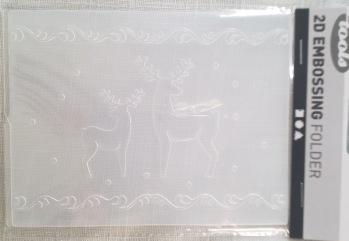 Embossingfolder renar