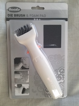 Die brush -