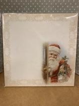 12 papper ca 14,5x14,5 cm