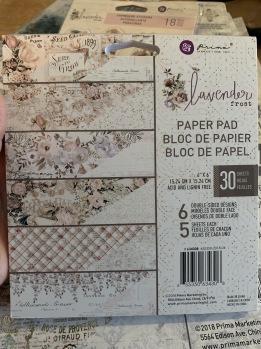 Block lavender frost Prima -