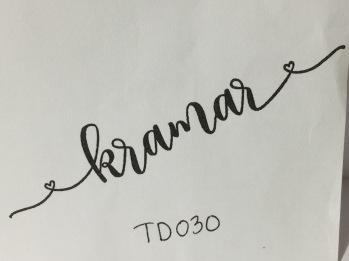 TD030 -