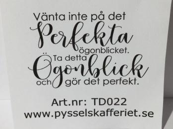 TD022 -