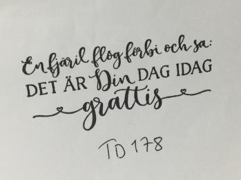 TD178 -