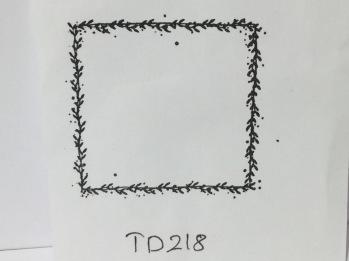 TD218 -