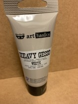 Prima Finnabair Art Basics Heavy Gesso 59 ml