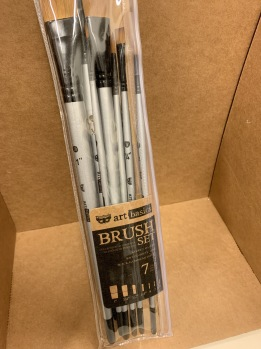 Prima Finnabair Art Basics Brush Set -