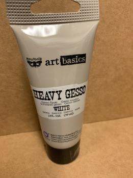 Prima Finnabair Art Basics Heavy Gesso 59 ml -