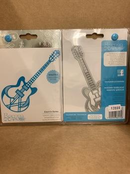 Dies gitarr -