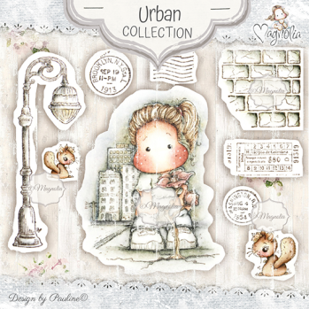Urban Art Stamp Kit