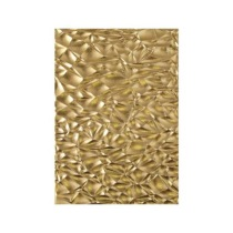Tim Holtz Sizzix 3D Textured Impressions Embossing Folder - Crackle 19-07