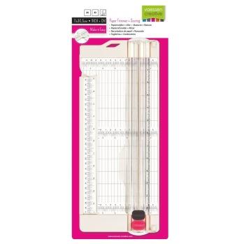 Vaessen Creative • Paper trimmer + scoring 11x30,5cm