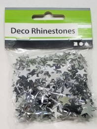 Rhinestones stjärnor -
