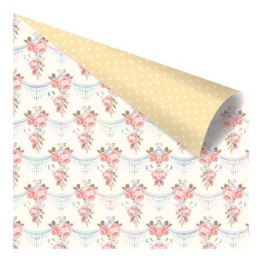 Prima Heaven Sent 2 Foiled Double-Sided Cardstock 12X12 -