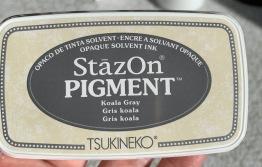 Staz on pigment grå