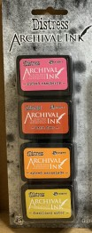 Distress archival ink 4 dynor -
