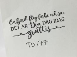 TD177 -