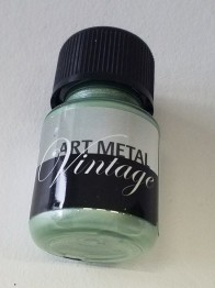 Art metal, metallicfärg -