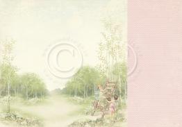 Spring fairies - Easter Greetings  -