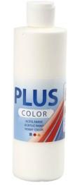 Färg vit 60 ml