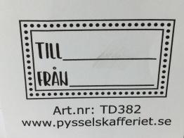 TD382 -