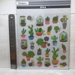 Stickers - Kaktus -
