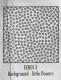 Embossingfolder EEB013 Dots