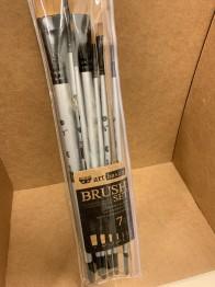Prima Finnabair Art Basics Brush Set -