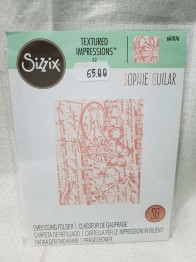 Sizzix 661076 embossingfolder