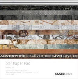 Kaisercraft Factory 42 Double-Sided Cardstock -