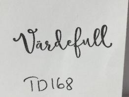 TD168 -