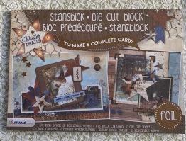 Stansblok A5 StudioLight
