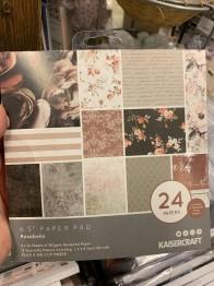 Paper pad Kaiser craft Rosabella -