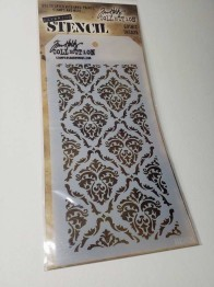 Tim Holtz Layered Stencil 4.125X8.5 -