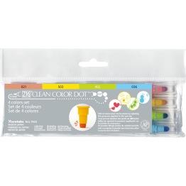 Zig Clean Color DOT 4 color setZig Clean Color DOT 4 color set