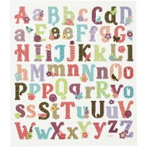 Stickers, 15x16,5 cm