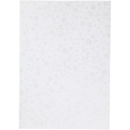Papper, vit, A4 210x297 mm, 80 g, 20 ark