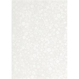 Papper, creme/råvit, A4 210x297 mm, 80 g, 20 ark