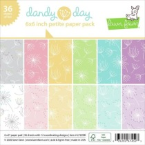 Lawn Fawn Petite Paper Pack 6X6 - Dandy Day