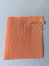 Italienskt crepepapper 90 gram, 50x150cm, nr 382 Coral charm peony by Tiffany Turner