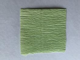 Italienskt crepepapper 180 gram, nr 566 watergreen