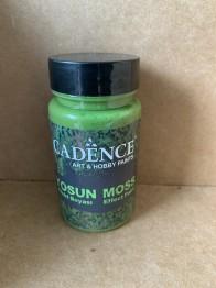 Cadence Moss effect 90 ml mörkgrön