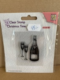 Clearstamps Nellie Snellen