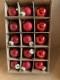 Mini julgranskulor, klicka på bilden för att se varianter - Bild 3 röda