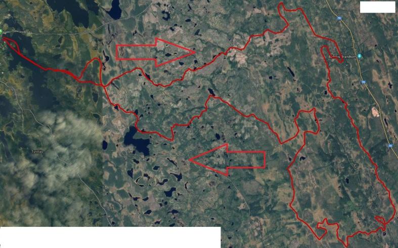 Vildmarksracet Stage 2